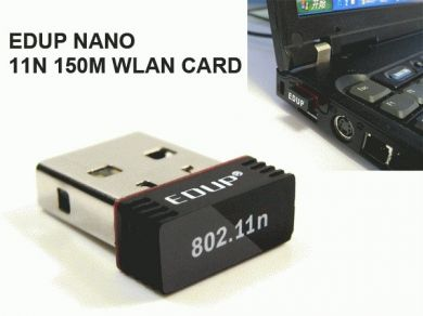 Mini EDUP USB 802.11N Wireless Network Adapter